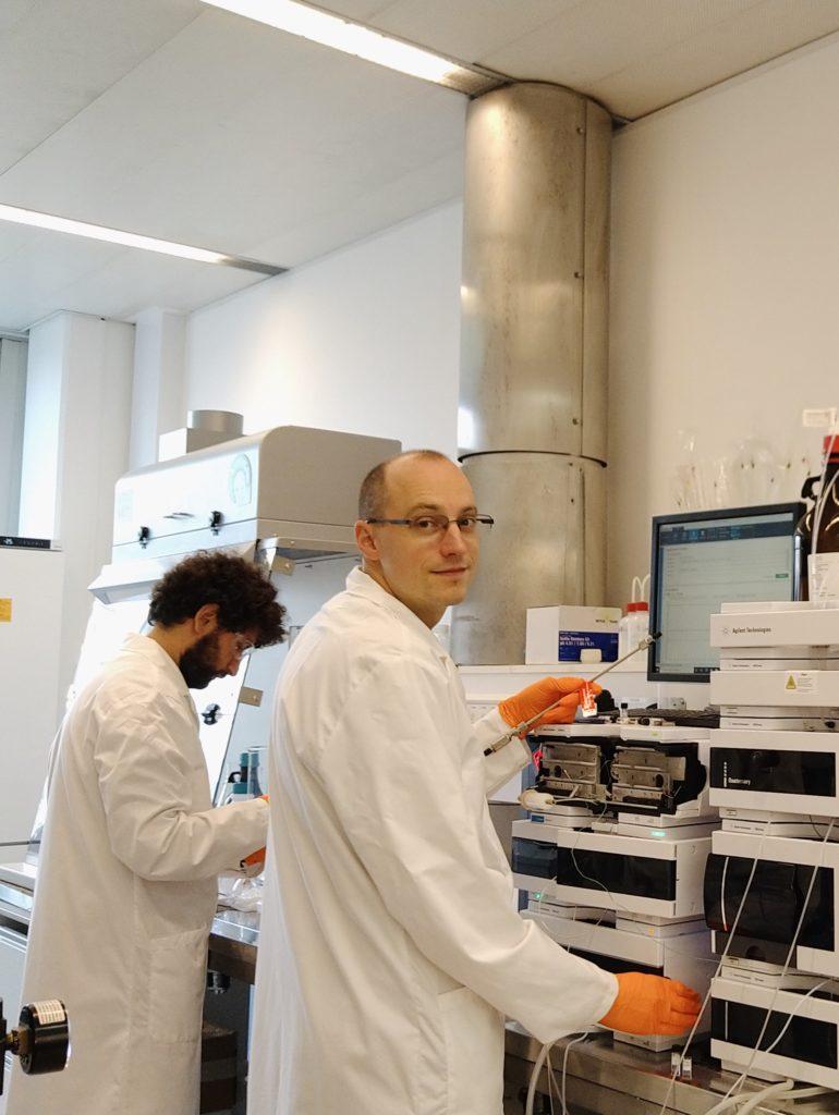 preparative chromatography inexios